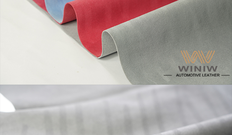 Automotive Alcantara Leather Supplier