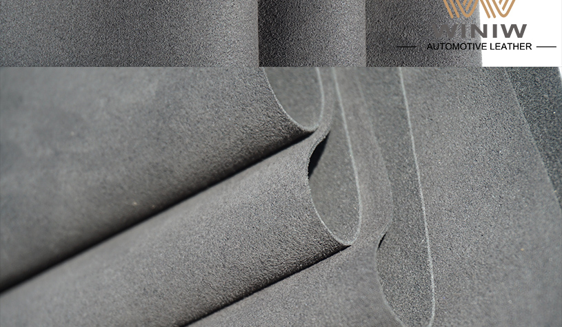 Automotive Suede Leather