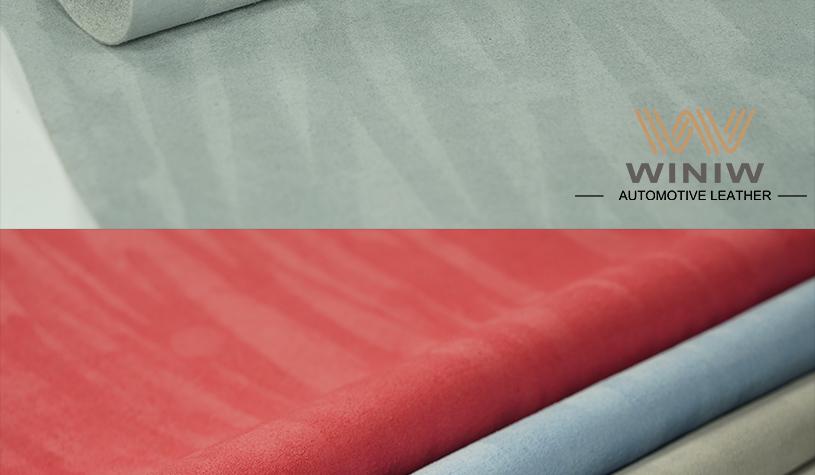 Alcantara Headliner Material