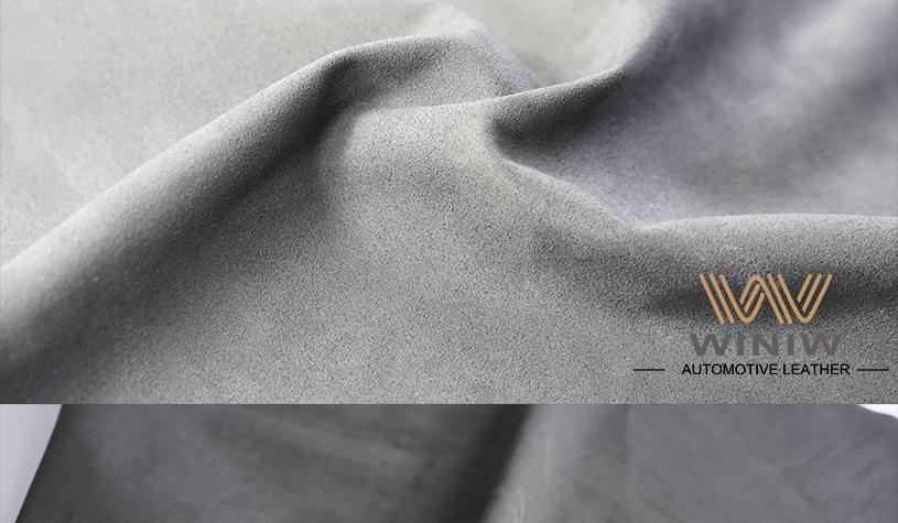 Alcantara Style Headliner Material Supplier