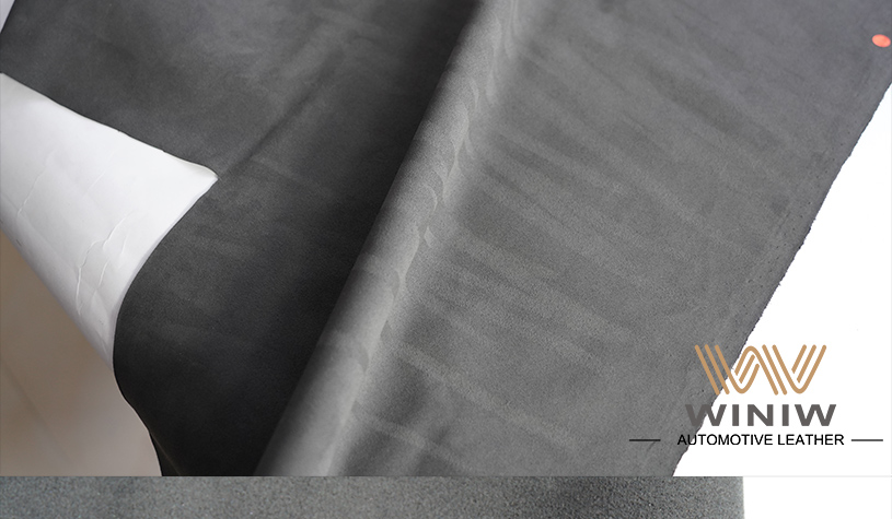 Alcantara Style Headliner Material