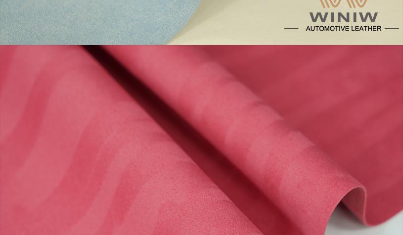 Alcantara Upholstery Material For Auto