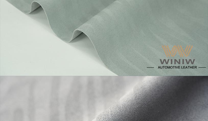 Alcantara Upholstery Fabric For Auto