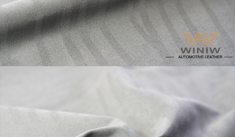 Winiw Automotive Suede Fabric