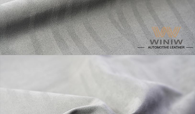 Winiw Automotive Suede Fabric