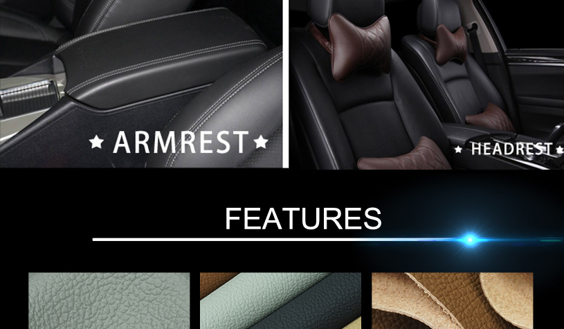 WINIW Automotive Leather BZ Series 16