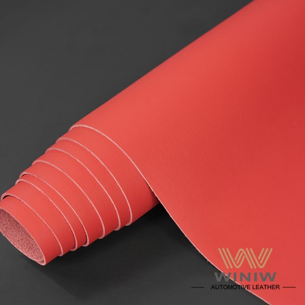 Auto Leather Upholstery Fabric