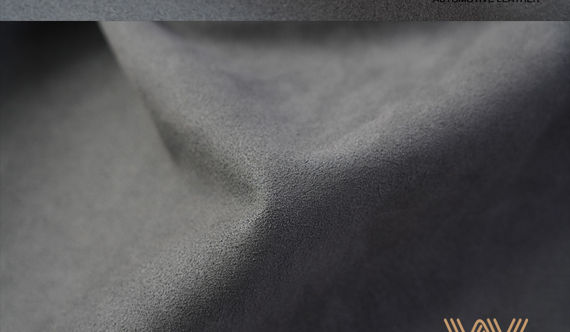 High Quality Faux Suede Headliner Material 04
