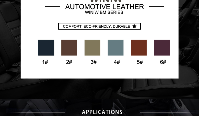 Best Leather for Car Seats 13