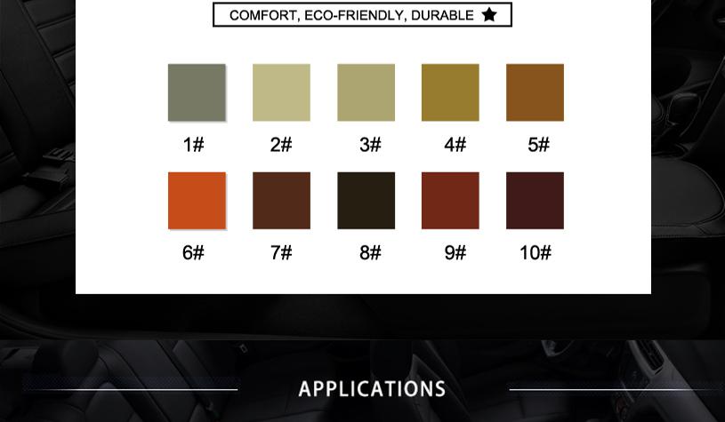 Car Headliner Fabric Material Supplier