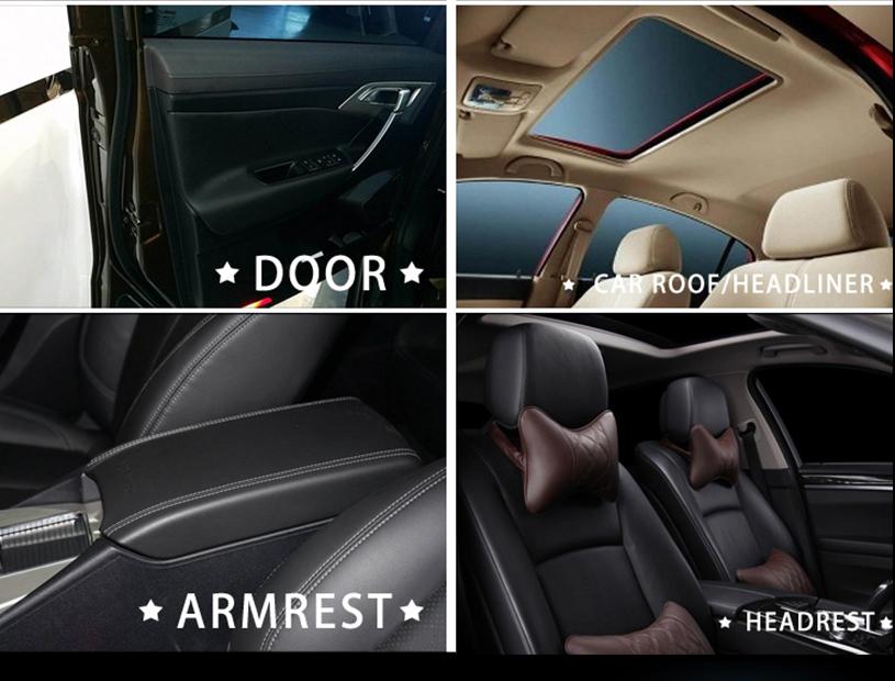 Auto Interior Upholstery Fabric 13