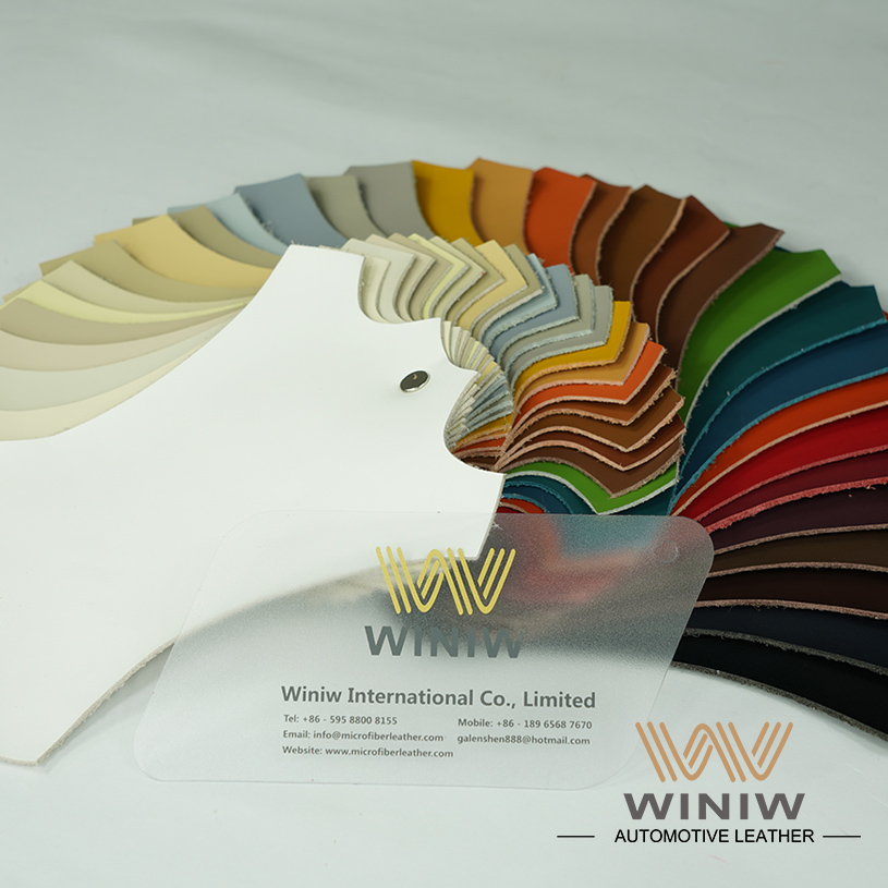Automotive Leather Supplier in China 02