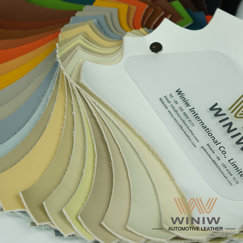 Automotive Leather Supplier in China 03