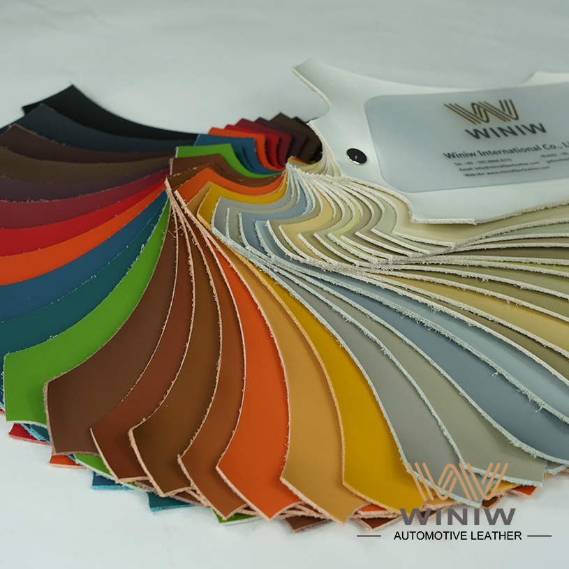 Automotive Leather Supplier in China 05