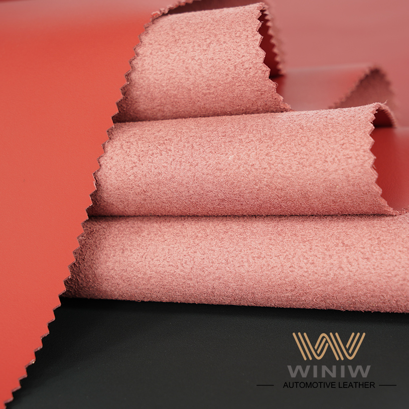 WINIW Microfiber Leather Material for Car Interior 05