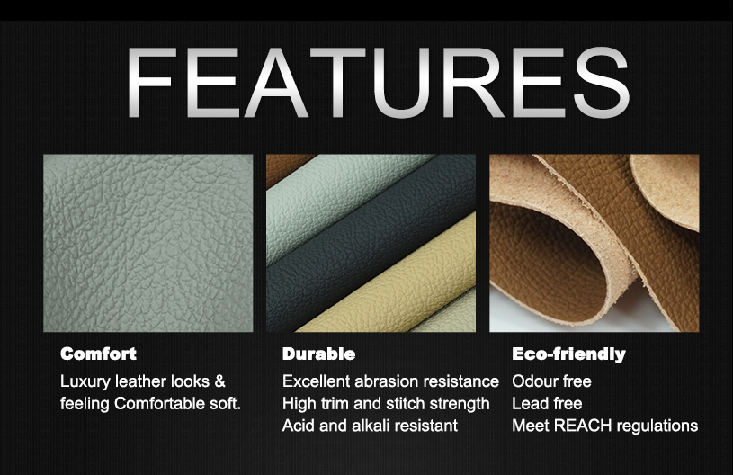 Auto Seat Upholstery Material 11