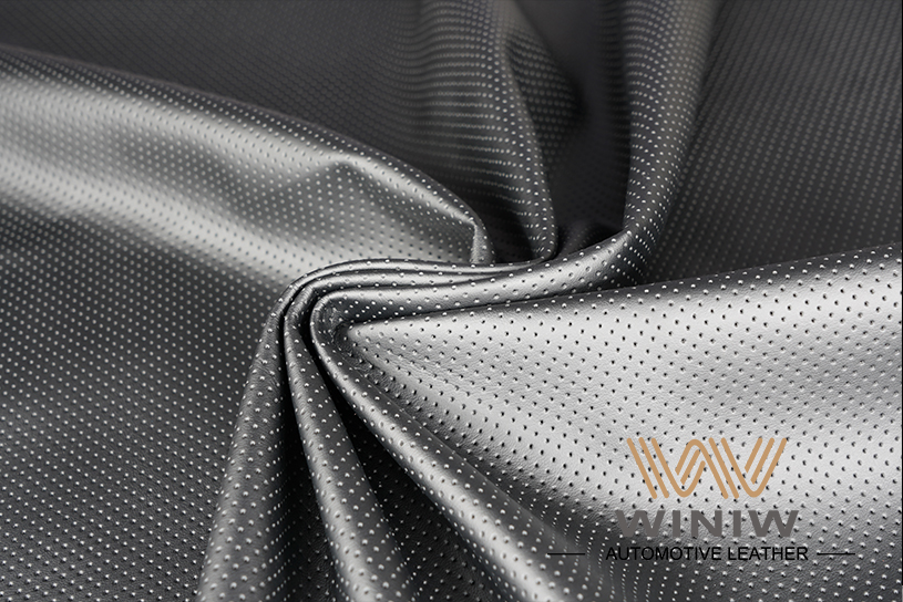 Car Leather Upholstery Fabric 10