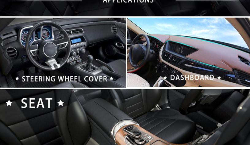 Car Seat Fabric Material 12