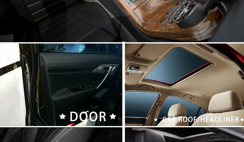 Car Seat Fabric Material 13