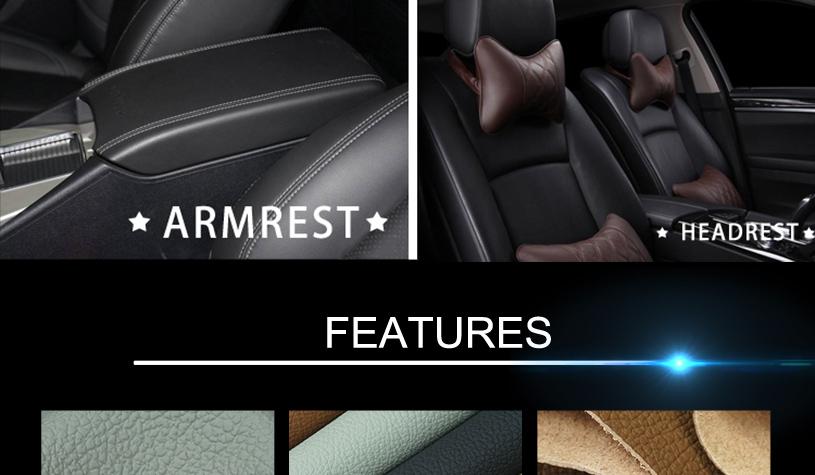 Car Seat Fabric Material 14