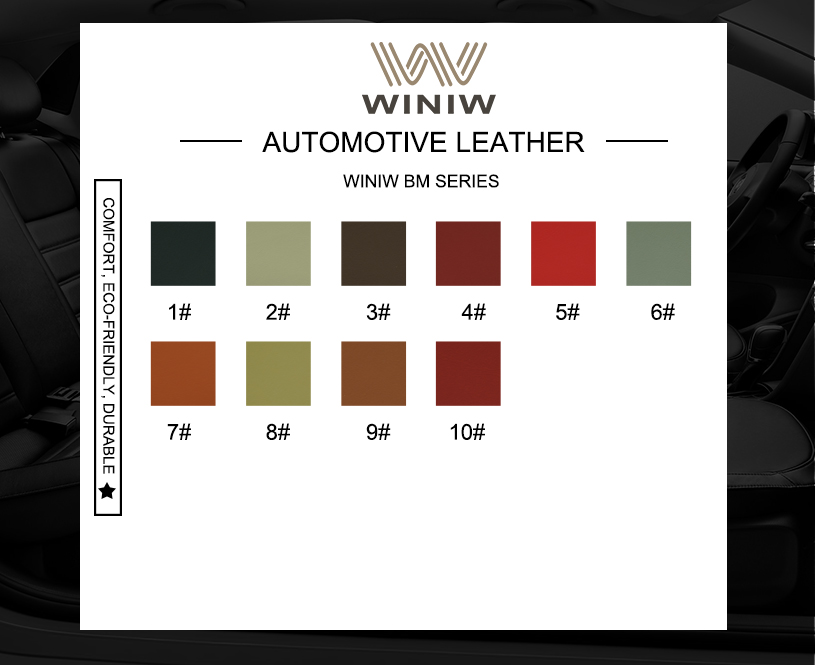 Car Upholstery Leather 12