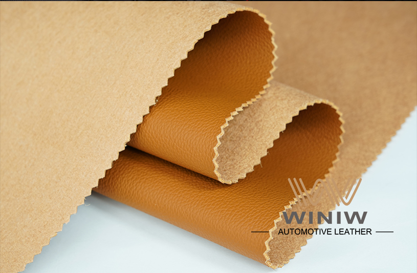 Car Interior Leather Material 05