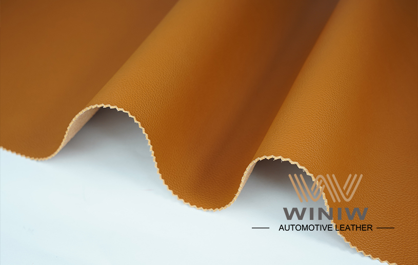 Car Interior Leather Material 03