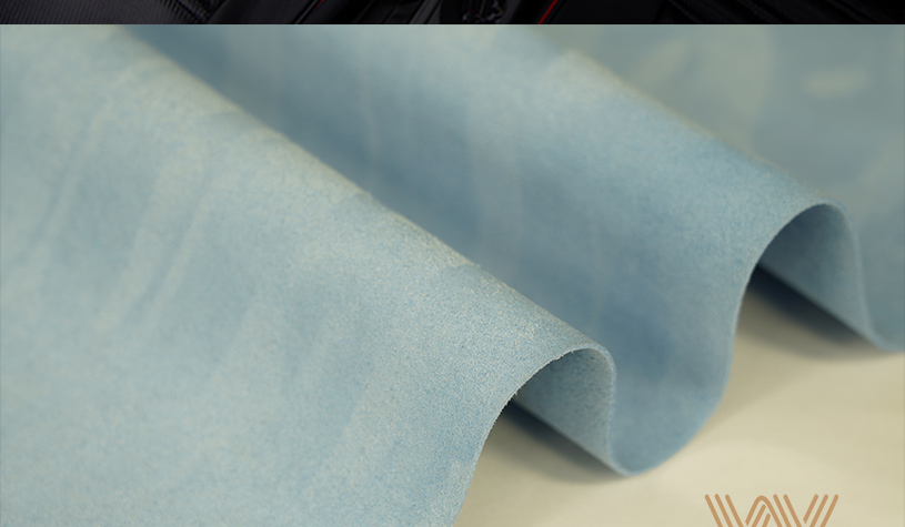 Suede Material for Cars 02