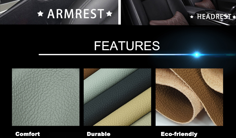 Suede Material for Cars 15