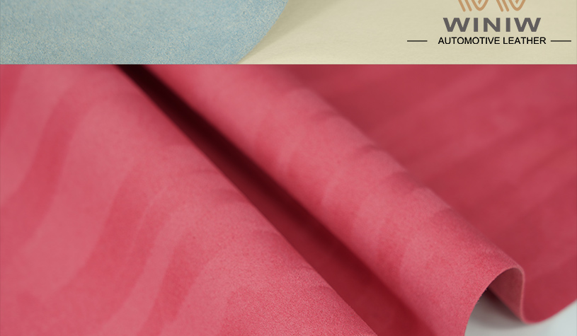 Suede Material for Cars 03