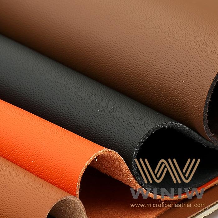 Microfiber Leather Car Seat Material