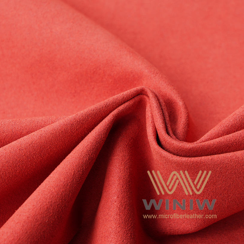 Alcantara Fabric Car Seat Material