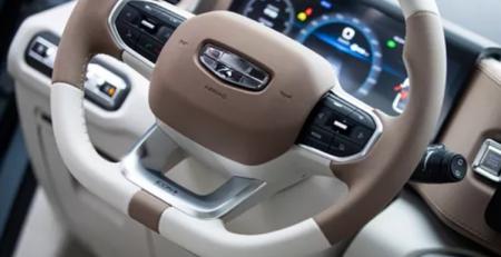 Antibacterial Steering Wheel